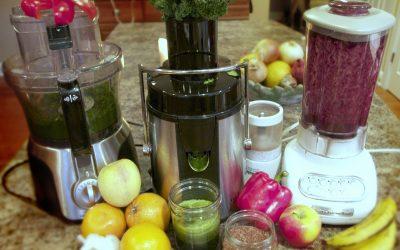 Do I Need a Vitamix? A Tale of Four Appliances