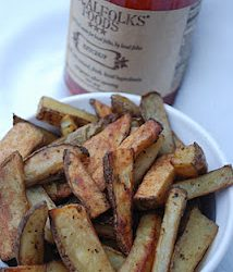 Spicy Organic French Fries