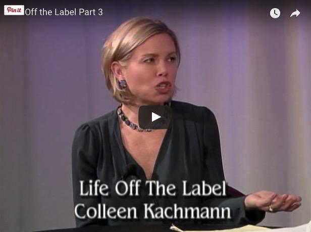Dr. Rudy Kachmann Interviews Colleen (Part 2)
