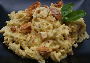Gluten and Soy Free Healthy Macaroni and Cheese