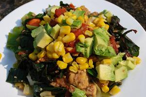 Veggie Mexican Sauté