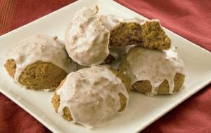 Vegan Orange Cookies