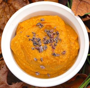 Gluten Free Pumpkin Pudding