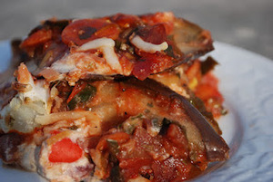 Vegan Eggplant Zucchini Lasagna: Confessions of a Sneaky Cook