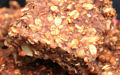 Apple, Banana, Coconut, Date Bars: Easy as A-B-C-D!