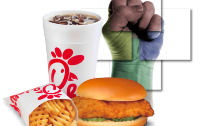 Now Selling Personal Empowerment With Each Order? Yeah! Chick-fil-A!