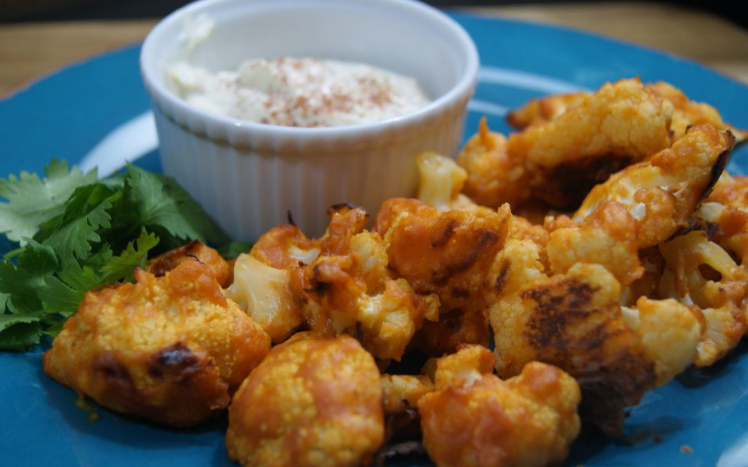 Buffalo Cauliflower Recipe