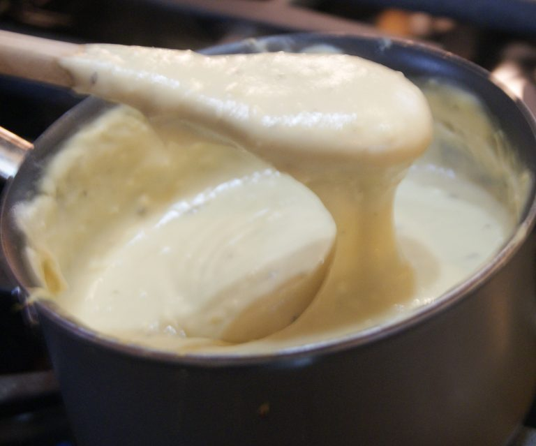 Vegan Mozzerella Cheese Sauce Recipe